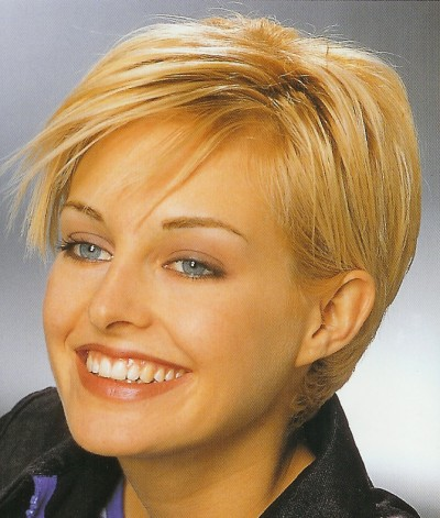 Short Hairstyles For Fine Hair Hairstyles Fashion