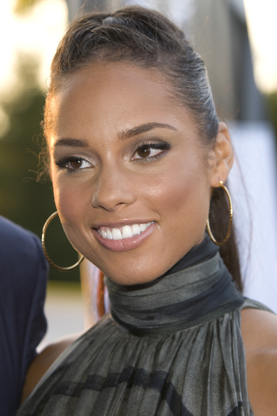 Strange Alicia Keys Braided Hairstyles Hairstyles For Women Draintrainus
