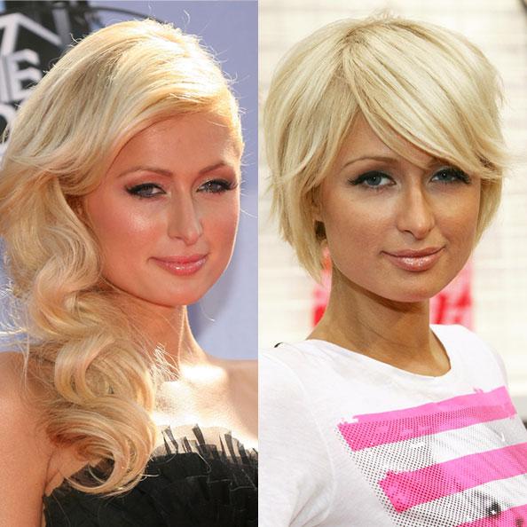 30 Paris Hilton Hairstyles, Hair Cuts and Colors