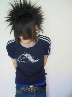 Emo Haircut And Hair Styles For Emo Boys Hairstyles Fashion