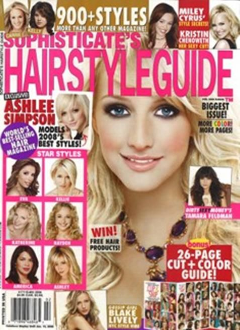 Hairstyle Magazines – Celebrity Hairstyles | Hairstyles Fashion