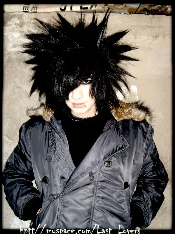 Scene Emo Hairstyle For Boys Hairstyles Fashion