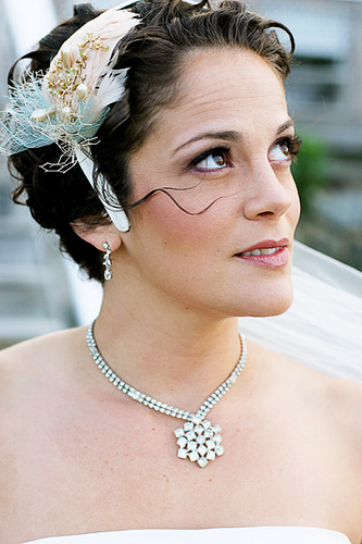 Beautiful Wedding Hairstyles With Headbands Hairstyles