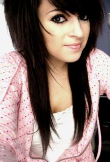 Long Length Emo Hairstyles For Girls Hairstyles Fashion