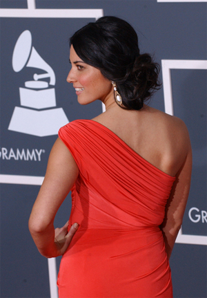 Olivia Munn Formal Hairstyle Prom Hair Ideas For Girls